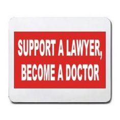 doctor lawyer humor