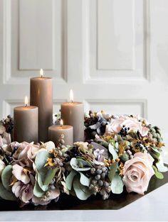 die 17 besten bilder von adventskranz und gesteck advent. Black Bedroom Furniture Sets. Home Design Ideas