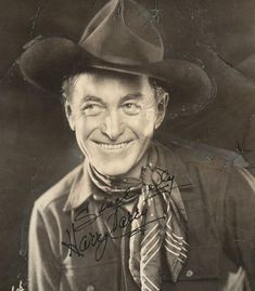 Harry Carey Sr was a notable cowboy star in silent movies. In the he gradually became a notable character actor and a friend/advisor to John Wayne. Old Hollywood Stars, Hollywood Actor, Golden Age Of Hollywood, Classic Hollywood, Old Movie Stars, Classic Movie Stars, Harry Carey, Silent Film Stars, Face Characters