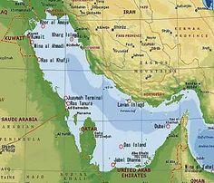 #US warships in Persian Gulf under #Iran Navy watch