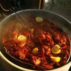 crawfish boil/ can't wait to visit again
