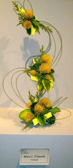 Centre de table florale - 9
