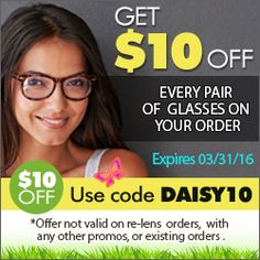 Glasses Frames And Lenses Promotion Code : 1000+ images about Eyewear eyeglasses Fashions-Coupons ...