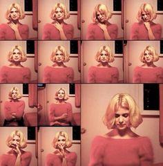 Nastassja Kinski (stills from one of my fav movies: Paris, Texas