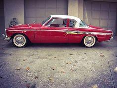1955 Studebaker Commander Coup....