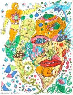 daniel johnston - visions