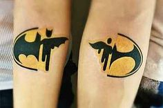 23 Geeky Couple Tattoos That Are Beyond Perfect