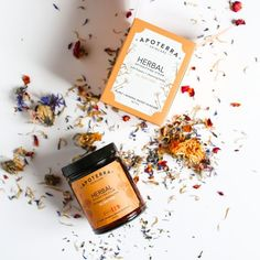 Herbal Detoxifying Steam with Flowers + Cleansing Herbs  $ 22.00 | Apoterra