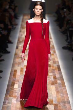 Valentino: осень–зима 2013/2014, Valentino, Valentino Garavani, fashion, haute couture, womenswear, dress, gown, couture, catwalk, runway, designer