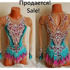 Rhythmic gymnastics leotard for sale, used, in perfect condition. For details please look comments. Gymnastics Leotards For Sale, Gymnastics Costumes, Gymnastics Outfits, Custom Leotards, Acrobatic Gymnastics, Skate Wear, Ballroom Dress, Skating Dresses, Dance Outfits