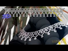 Beaded Necklace with Preciosa Beads. Diy Jewelry Necklace, Old Jewelry, Jewelry Making Beads, Beaded Jewelry, Handmade Jewelry, Beaded Bracelets, Craft Jewelry, Necklace Ideas, Pearl Bracelet