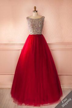 G Boutique 1861 ♥ Vintage Inspired ♥ Robe de bal ♥ prom dress ♥ Montreal Grad Dresses, Event Dresses, Cute Dresses, Vintage Dresses, Formal Dresses, Prom Dress, Fairy Dress, Red Fashion, The Dress