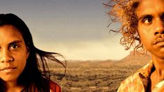 Central Australian desert - in 'Samson & Delilah' (dir. Warwick Thornton, 2009)