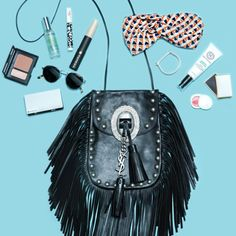 Festival Bag Spill: Style Essentials & How To Carry Them | The Zoe Report