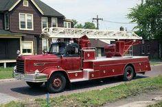 Harvey fire truck
