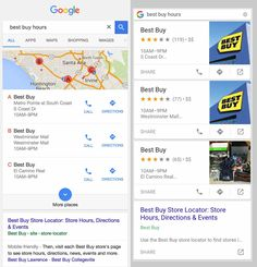 SEO for Gboard? How Google's new keyboard search for iOS ranks content There's a new SERP in town -- the search engine results page generated within Gboard. And it's not simply mobile search results reformatted in a horizontal layout. #SEO #Local