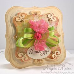 F4A123 Thank you RRR by Arizona Maine - Cards and Paper Crafts at Splitcoaststampers