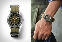 Timex x Todd Snyder Bootcamp Watch Todd Snyder, Time Design, Web Magazine, Rolex Watches, How To Look Better, Mens Fashion, Guys, Stylish, Accessories