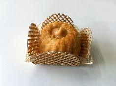 Mini bolinho de paçoca