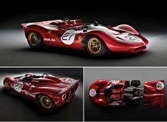 RM Auctions puts up rare Le Mans Ferrari 330 P4 for Maranello auction | millionaire toys global