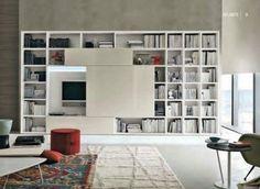 Hiding Your TV: 29 Trendy Panels And Doors Ideas | DigsDigs