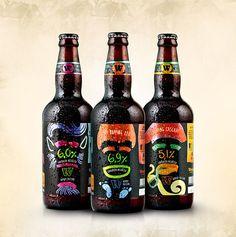 Wensky Bier – Folclore « Labis Design