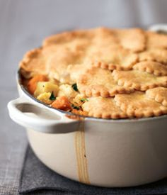 mess of greens: southern food & hospitality: The Flying Biscuit's Vegetable Cobbler