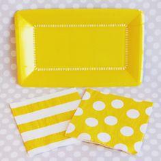 Sunshine Yellow Mix and Match