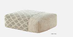 GAN-RUGS   Alfombras   Contract   GANDIABLASCO Outdoor Furniture, Outdoor Decor, Ottoman, Chair, Rugs, Luxury, Inspiration, Knitting, Home Decor
