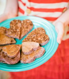 A Valentine's Day Recipe: Raspberry Pancakes