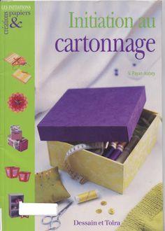 Initiation au cartonnage - Charo - Picasa Webalbumok