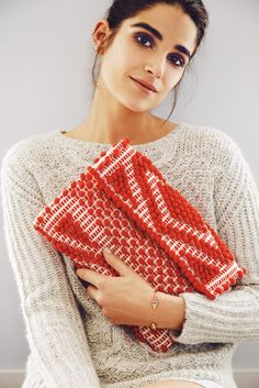 Suni Clutch by Antonello.