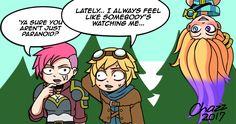 LoL - I always feel like... by chazzpineda