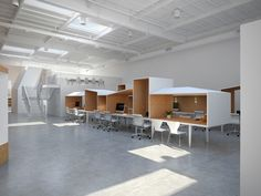 'hybrid office' by EDWARD OGOSTA ARCHITECTURE  Location:  Los Angeles, California Date:  2012