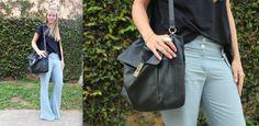 Look da Vicky para começar bem a quarta-feira.      Agora, no blog! Look, Bags, Fashion, Fashion Now, Fair Grounds, Handbags, Moda, Totes, Fasion