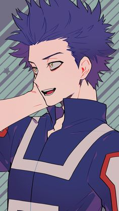 Boku no Hero Academia || Shinsou Hitoshi  https://www.electricturtles.com/collections