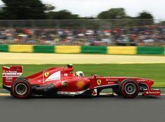 f1 Ferrari F138 F1-2013