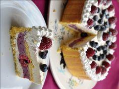 Torta Charlotte di Montersino senza glutine: http://www.unacucinatuttaperse.it/2012/02/10/torta-charlotte-di-montersino/