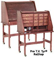 T.V. Tyr - fly fishing, tying desk, flytying bench, fly tying bench, flytyers table, furniture