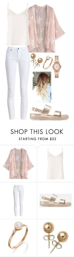 """""""Bez naslova #293"""" by chris-383 ❤ liked on Polyvore featuring L'Agence, Barbour, Bling Jewelry and Michael Kors"""