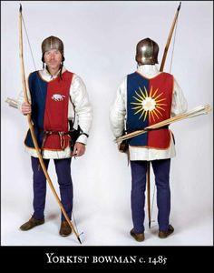 Yorkist Archer