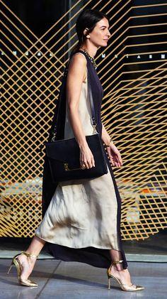 Leila Yavari Edgy and Elegant