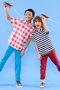Boys mini outfitting Shop Summer 2014 at Boden USA |Women's, Men's  Kid's Clothing  Accessories