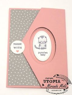 Stampin Utopia Bestel Stampin' Up! Hier. peekaboo flap card, see the tutorial