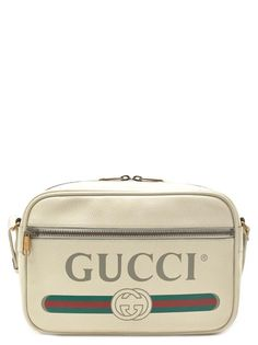 856d681d6e2 GUCCI GUCCI PRINT CROSSBODY BAG.  gucci  bags  shoulder bags  leather