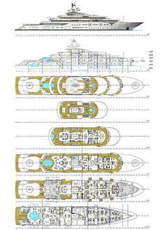 Minecraft blueprints ship httpacctchemminecraft blueprints fincantieri atom a 135 millions superyacht malvernweather Image collections