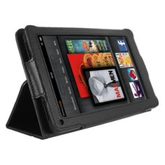 """7IN1-Black Leather Case Cover with Stand/ Screen Protector/ Stylus Pen/ Earphone/ USB/ car Charger for Amazon Kindle Fire 7(NOT for Kindle Fire HD 7"""") by eShop-YIYI. $8.50. New Black Leather Case Quantity:1  Protect your Kindle Fire Tablet from external spoil and damage. Designed with a stand to prop up your Tablet while you watch movies, read eBooks or watch presentations! Satisfy your Gratification of life with your Kindle Fire Tablet together!Embossed high quality artific..."""