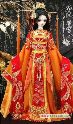 chinese boneca