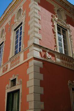 Taggia (IM), Palazzo Lercari #Liguria