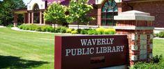 Waverly Public Library Website